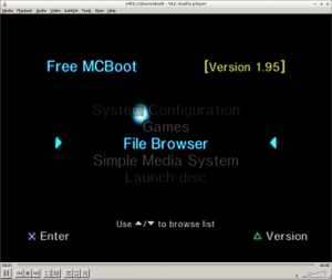 PS2 File Browser