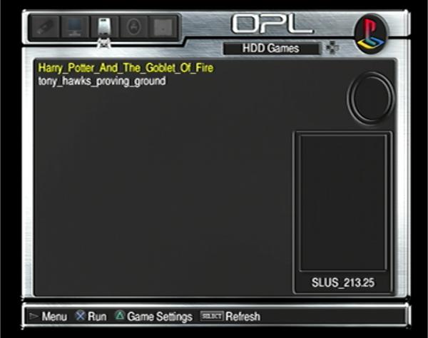 OPL PS2 Games