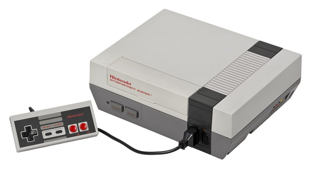 The Original NES.