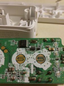 Wiimote Corrosion